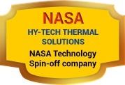 Hy Tech Thermal Solutions Nasa Spinoff Company Plaque